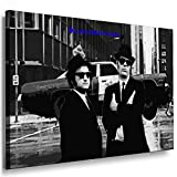 Boikal / Leinwand Bild Blues Brothers Film 1980