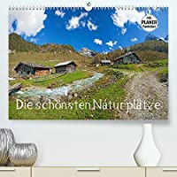 Die schoensten Naturplaetze (Premium, hochwertiger DIN A2 Wandkalender 2022, Kunstdruck in Hochglanz): Natur und Landschaft Impressionen im Salzburger Land (Geburtstagskalender, 14 Seiten )