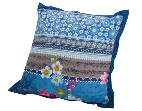 PIP Studio Chinoise Chinese Cushion 45 x 45 cm Blue