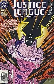 Justice League America, Edition# 76