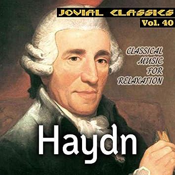 Jovial Classics, Vol. 40: Haydn