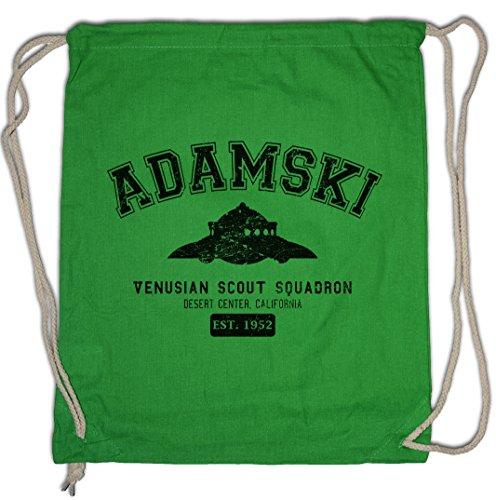 Urban Backwoods Adamski Venusian Scout Squadron Turnbeutel Sporttasche