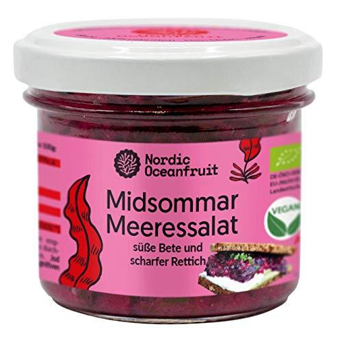 Midsommar Meeressalat BIO - 100g | skandinavische Küche | Algensalat | Vegan