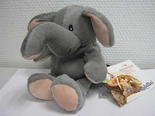 Welliebellies Wärmestofftier Elefant klein