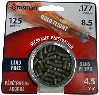 Crosman Powershot Gold Flight Penetrators 125 ct LF1785
