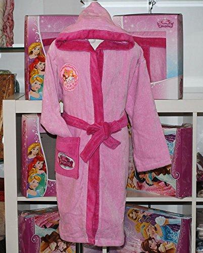 Novia Albornoz Princesas Disney niña 2/3 años con Capucha