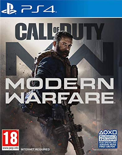 Call of Duty Modern Warfare - PlayStation 4 [Importación inglesa]