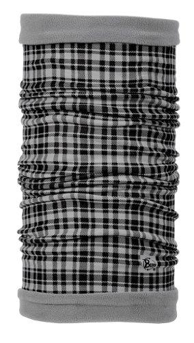 BUFF réversible - Tout l'intérieur en laine polaire - BAXTER GREY / GARGOYLE