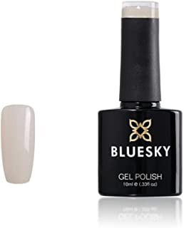 Bluesky Gel Nail Polish, Buy Me Pearls A073, Cream, Long Lasting, Chip Resistant, 10 ml (Requires Drying Under UV LED Lamp)
