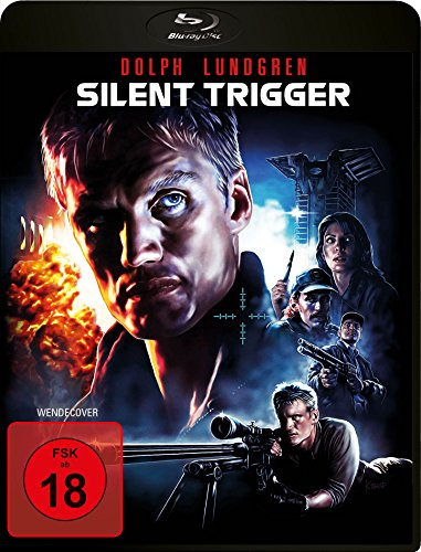 Silent Trigger [Blu-ray]