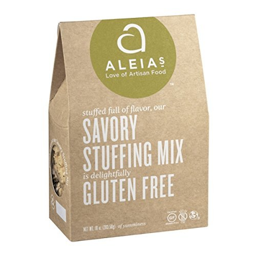 Aleia's Gluten Free Savory Stuffing - 4 Pack