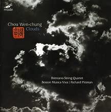 Chou Wen Chung: Clouds
