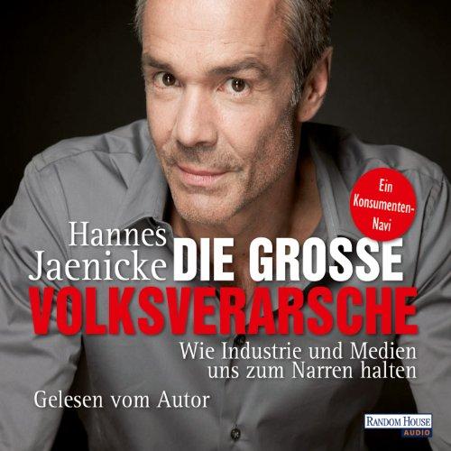 Die große Volksverarsche audiobook cover art