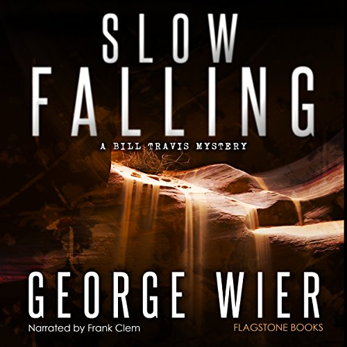 Slow Falling audiobook cover art