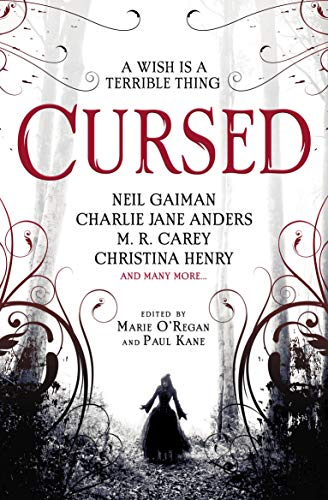 Image of Cursed: An Anthology