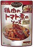 モランボン 鶏肉のトマト煮用ソース 250g