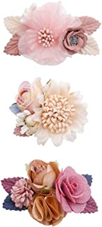 24pcs Mini Baby Girl Clips Hair Bow Accessories Hair Clips Baby Gifts