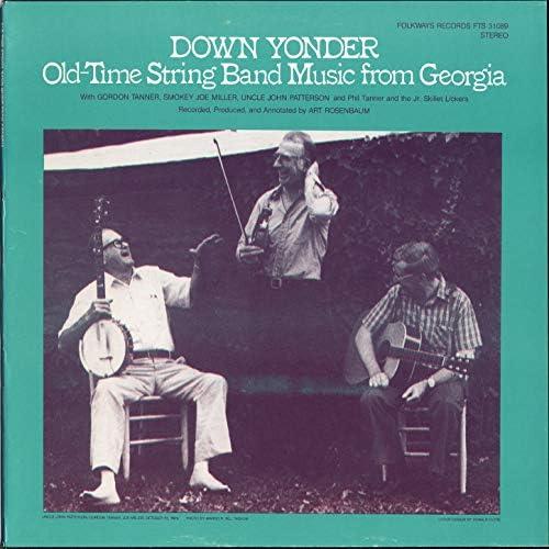 Gordon Tanner, John Patterson & Smokey Joe Miller
