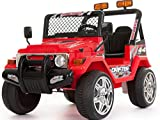 Kids 2 Seater 12v Electric / Battery Ride on Car / Wrangler Style
