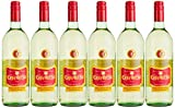 Copa del Sol Vino Blanco Fruchtig-Süß Weißwein (6 x 1 l)