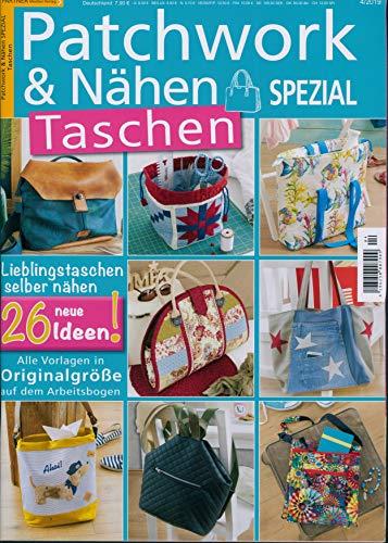 """Patchwork und Nähen 4/2019 \""""Taschen\"""""""