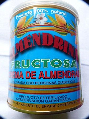 CREMA ALMENDRAS LECHE S/AZUCAR