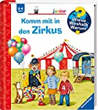 Komm mit in den Zirkus (Wieso? Weshalb? Warum? junior, 57) - Patricia Mennen