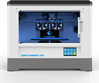 Flashforge Dreamer NX 3D Printer Single-extruder Printer with Clear Door and Rear Fans