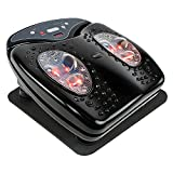 Daiwa Felicity Foot Massager Vibration for Blood Circulation Booster with Infrared Heat Therapy FootVibe Pro