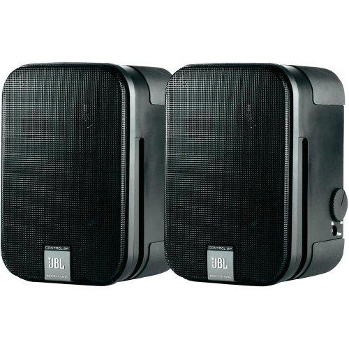 JBL Control 2 PS Aktiver Monitor-Lautsprecher 13cm 5 Zoll 35W 1 Paar