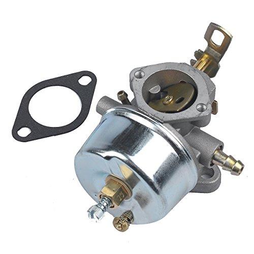 Hipa 632334 632334A Carburetor for Tecumseh HMSK80 HM100 HM70 HM80 HMSK90 7hp 8hp 9hp Snow Blower Snowthrower King Engine