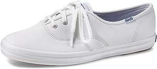 Tenis Keds Champion Woman Leather Kd102256 Couro - Branco 38