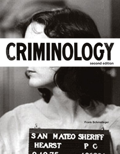 Criminology (2nd Edition) (The Justice Series)