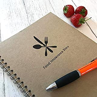 Stationery Geek Food Intolerance Diary - A4 - Dyslexia Friendly Edition