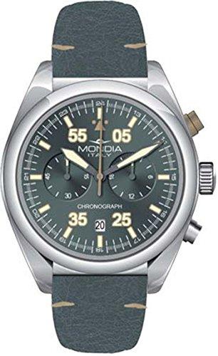 Mondia campus tutor chrono MI743-4CP Herren Japanisches Quarzwerk Uhren