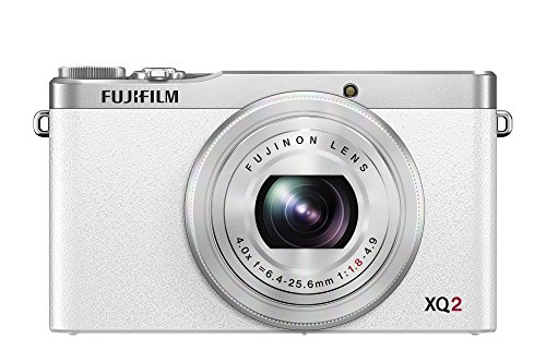 FUJIFILM プレミアムコンパクトデジタルカメラ XQ2 ホワイト XQ2WH