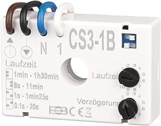 Trailing-relé CS3-1B Interruptor Temporizador para