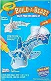 Crayola Build A Beast Shark, Model Magic Craft Kit, Steam/ Stem Learning Toys, Gift for Kids, 5, 6, 7, 8