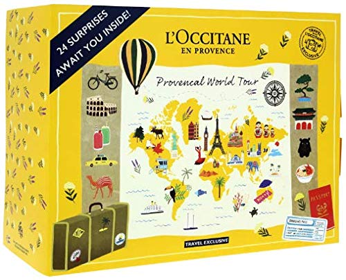LOccitane Occitane Provencal World Tour Luxury Beauty Premium/Exclusive Adventskalender 2020