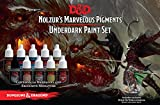 D&D: Juego de pintura Underdark