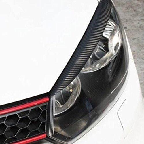 FFZ Parts Carbon 3D Folie Böser Blick Passend Für Golf 6
