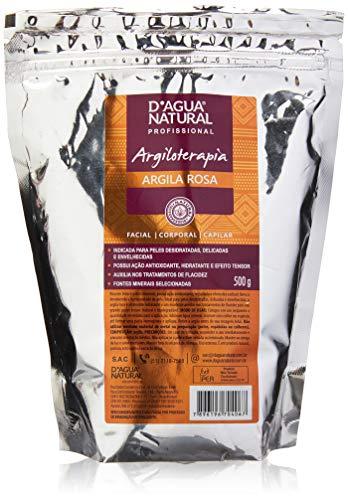 Argila Rosa, D'agua Natural, 500 g