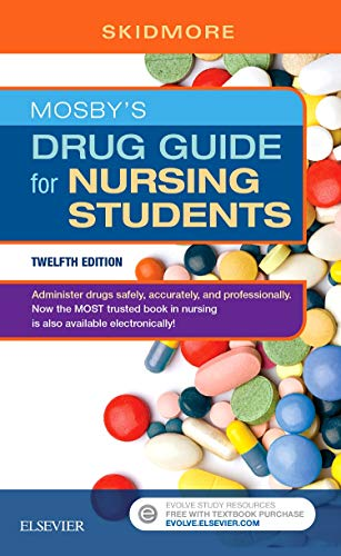 Mosby's Drug Guide for Nursing Students
