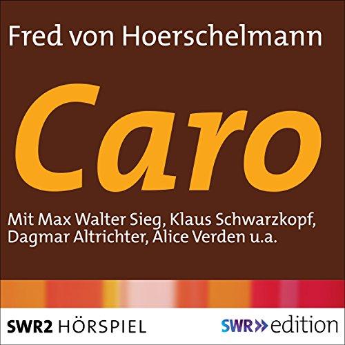 Caro audiobook cover art