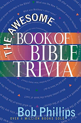 Top 13 bible trivia books for adults for 2020