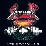 Metallica Drucken, Mehrfarbig, 40 x 40 cm