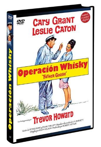 Operación Whisky (Import Dvd) (2013) Cary Grant, Leslie Caron, Trevor Howard, Ja