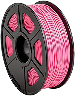 CC DIY - PLA+ 3D Printer Filament 1.75mm 1kg Spool Dimensional Accuracy +/- 0.02 mm (Pink)
