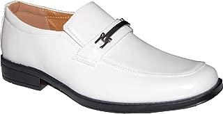 Success White Men's Dress Shoes,