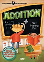 Learning Treehouse: Math Series - Addition [DVD] [Import]